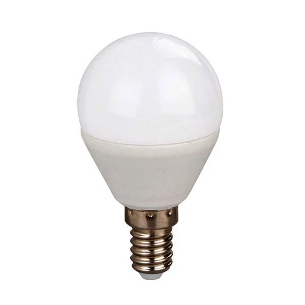 ΛΑΜΠΑ LED BALL 3W E14 260Lm 230V 3000K ( G45314WW )