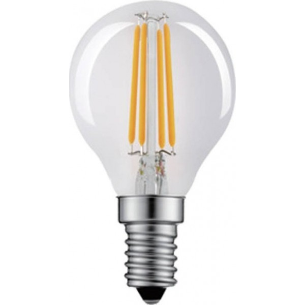 ΛΑΜΠΑ LED FILAMENT RETRO 6.5W E14 820LM 4000Κ ( RETRO65NW )