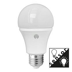 ΛΑΜΠΑ LED 13W 1180LM E27 230V 6000K ΜΕ ΦΩΤΟΚΥΤΤΑΡΟ ( LUX7013CW )