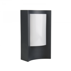 MIRANDE WALL ΦΩΤΙΣΤΙΚΟ LED ΤΟΙΧΟΥ 7W ΓΚΡΙ 3000K ( LG0514G )