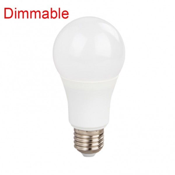 ΛΑΜΠΑ LED DIMMABLE 10W E27 860Lm 230V 3000K ( A6010WWDIM )