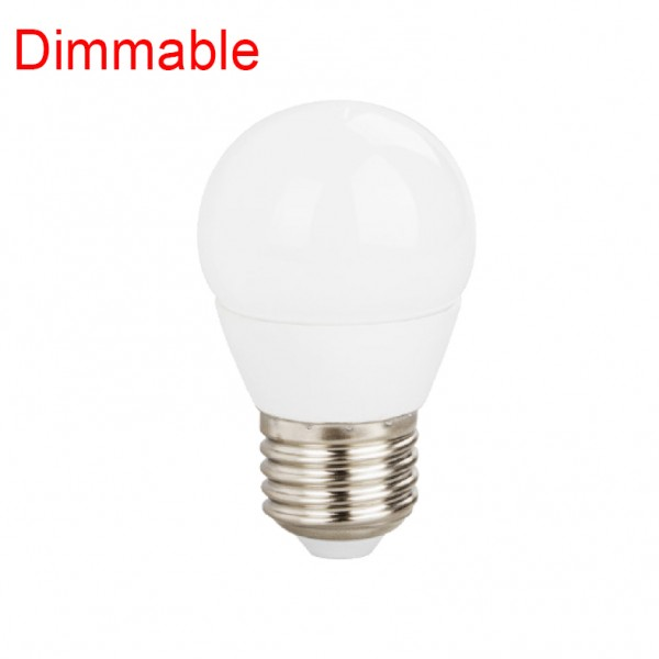 ΛΑΜΠΑ DIMMABLE LED 5.5W E27 395LM 3000K ( B2755WWDIM )