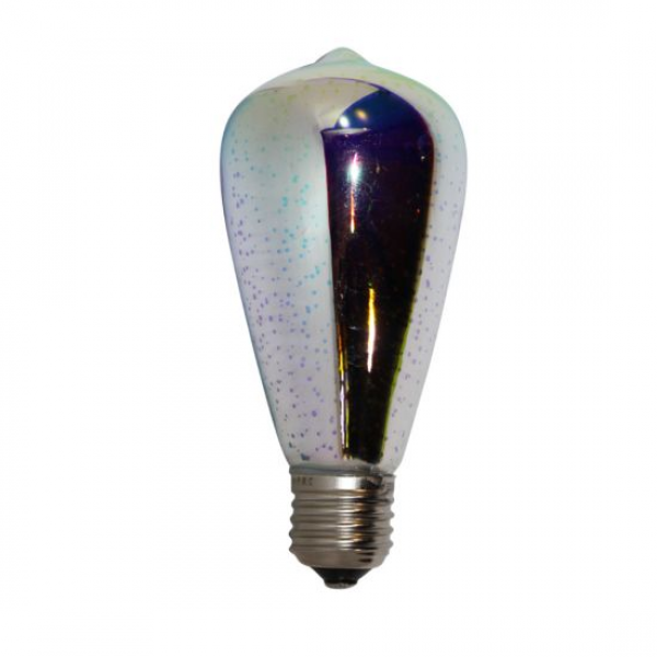 ΛΑΜΠA LED 3D DIMMABLE EDISON 4W E27 2700Κ ( EDISDIM3D )