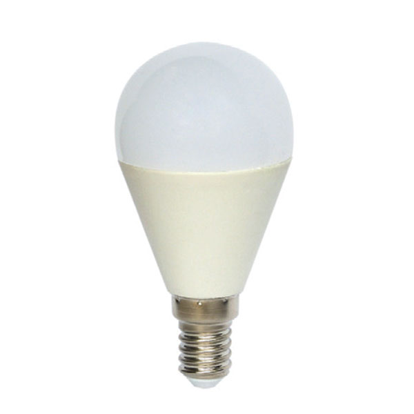 ΛΑΜΠΑ LED BALL 7W E14 630Lm 230V 3000K  ( G45714WW )