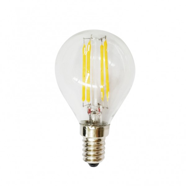 ΛΑΜΠΆ LED FILAMENT RETRO 4W E14 390LM 2700Κ ( RETRO4WW )